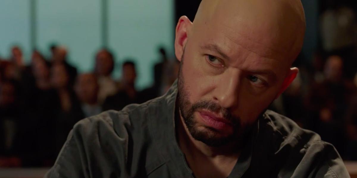 Lex Luthor on Supergirl