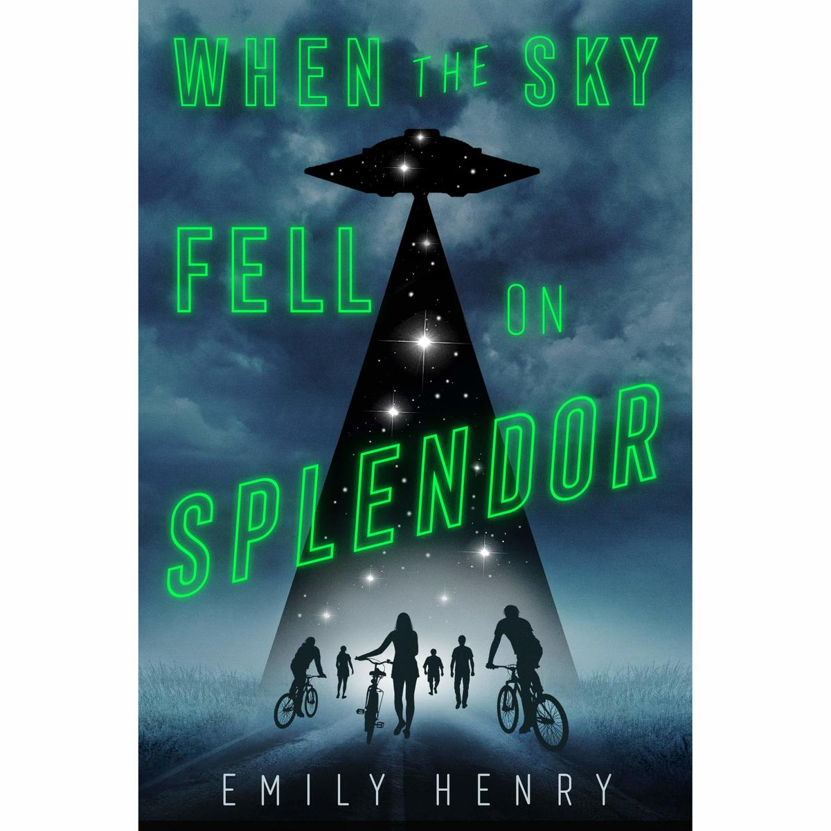 when the sky fell on splendor cover