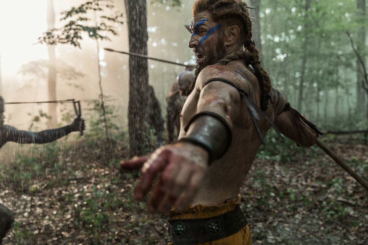 American Gods 2x07 warrior sweeney