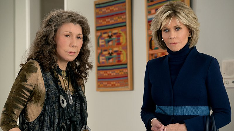grace and frankie end partners