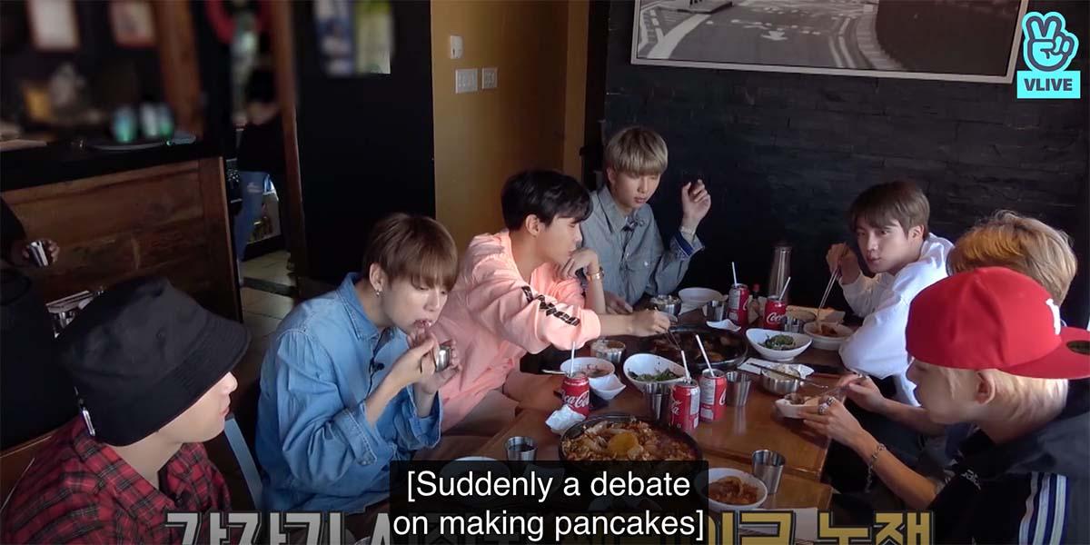 'Run BTS!' Episode 69 Recap: BTS Runs Loose At Niagara