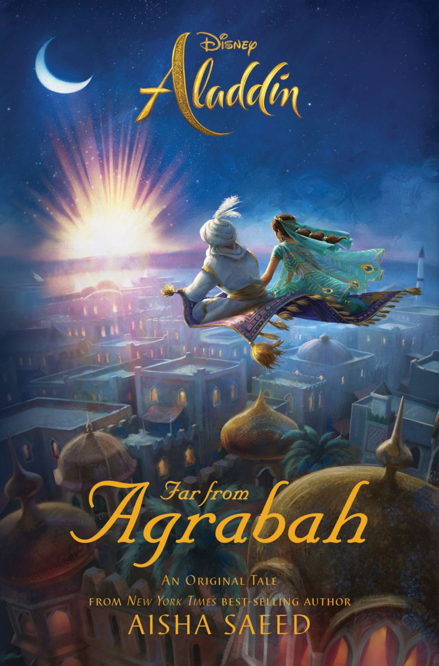 Enter To Win An Aladdin Far From Agrabah Prize Back