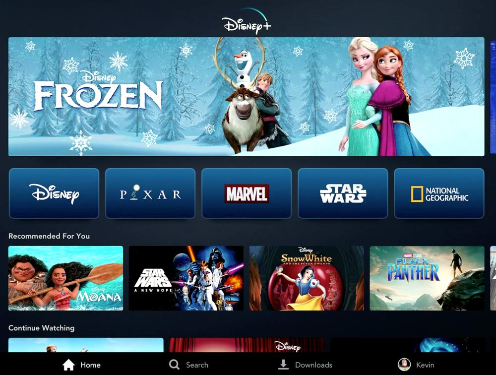 Disney+ price, release date, library of new and existing ...