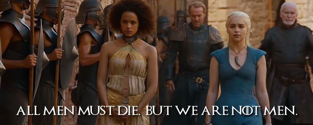 25 Daenerys Targaryen quotes that make you feel like starting a
