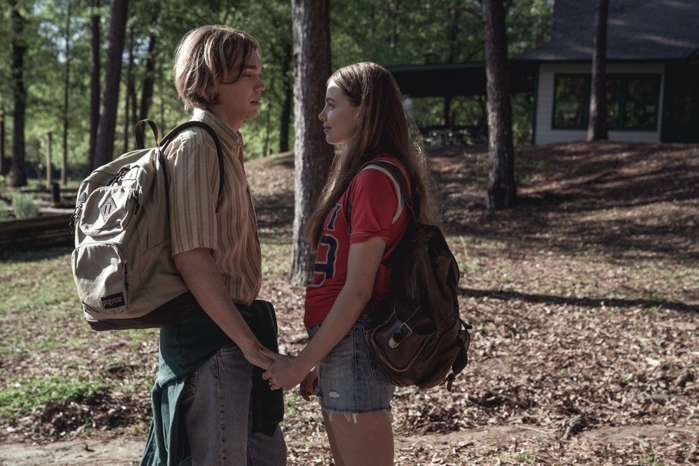 The Colonel Looking For Alaska: Hulu Shares First 'Looking For Alaska' Photos: Miles