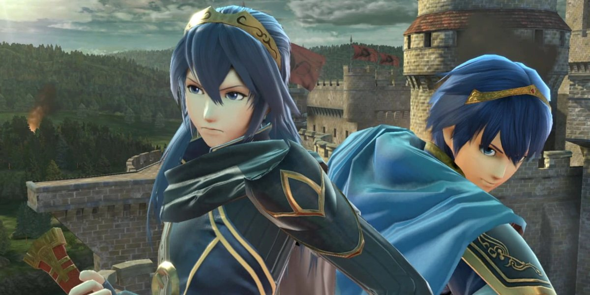 smash ultimate tier list marth lucina