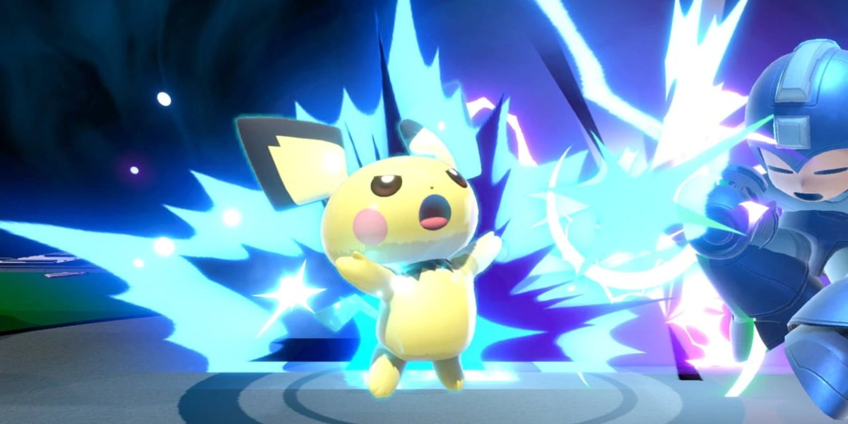 smash ultimate tier list pichu