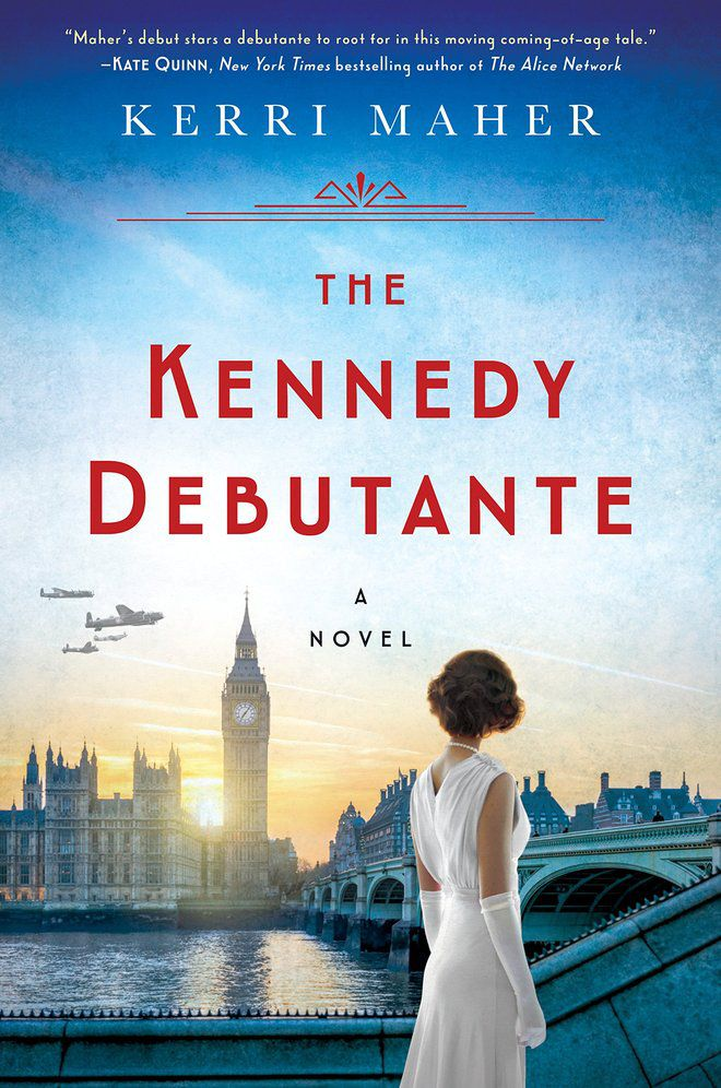 The Kennedy Debutante by Kerri Maher