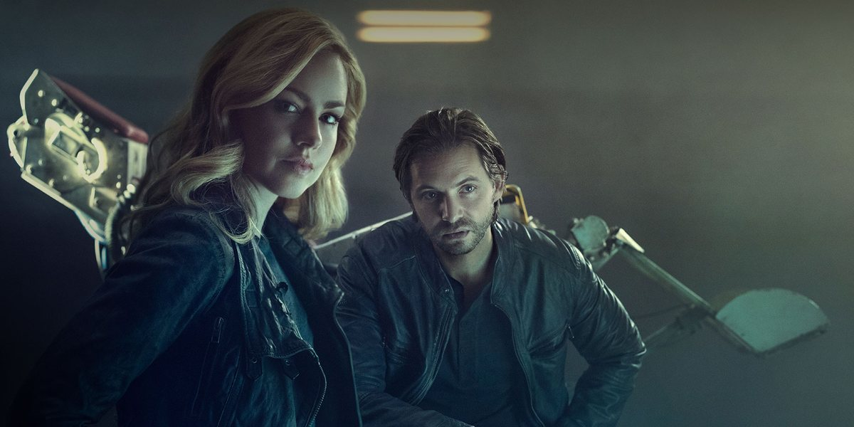 Want a TV show that sticks the landing? Watch Syfy's '12 Monkeys'