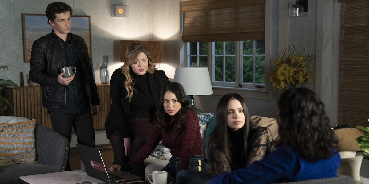 The Perfectionists season 1, episode 10