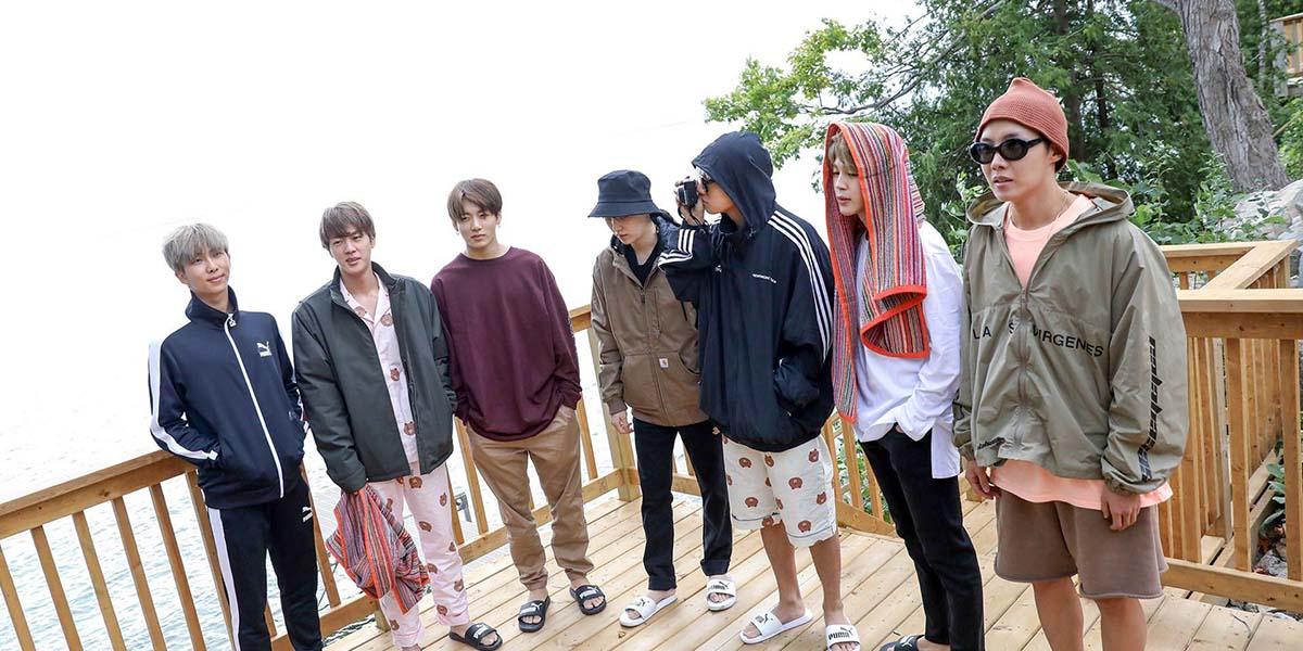 Run BTS!' episode 71 recap: A nice Canadian morning | Hypable