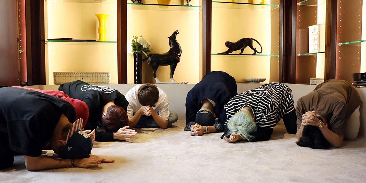 Run BTS!' episode 72 recap: BTS as chaotic mafia