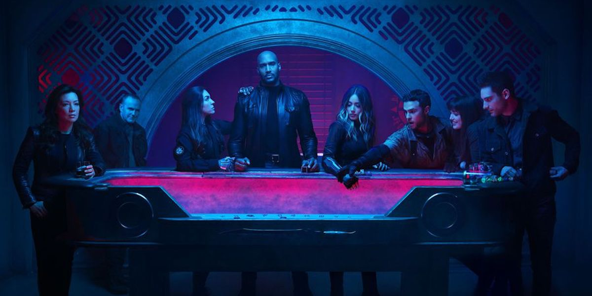 Agents of S H I E L D  6: Cast, crew tease cliffhangers and