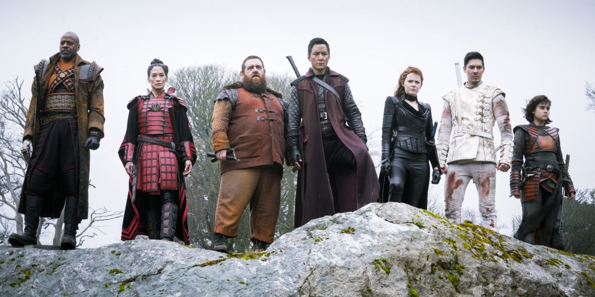 Into the Badlands season 4 canceled, but was poised to