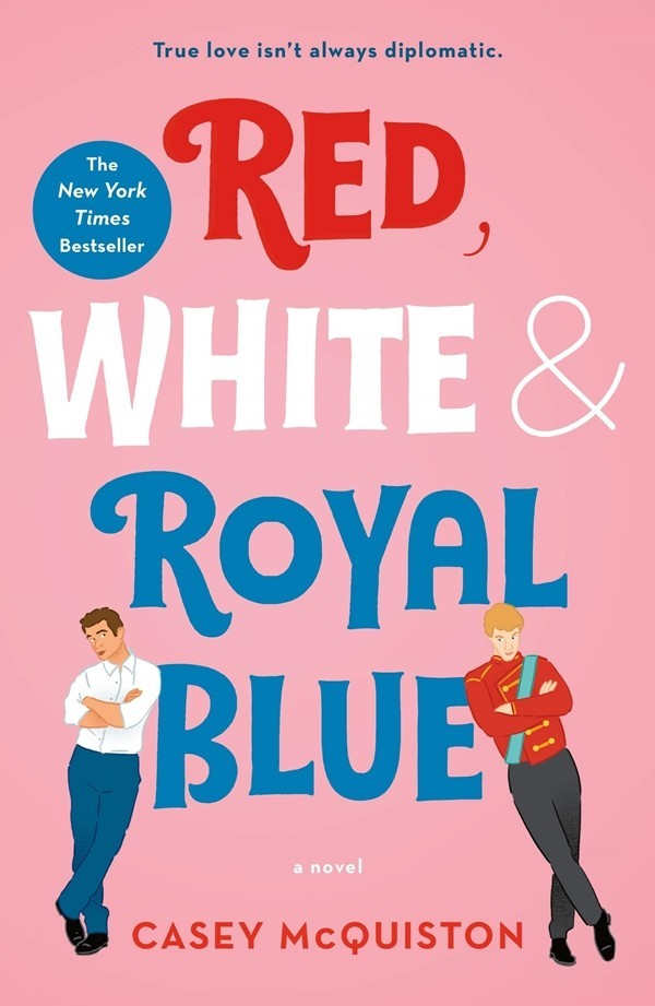 Red, White & Royal Blue' book review: Pride, politics and