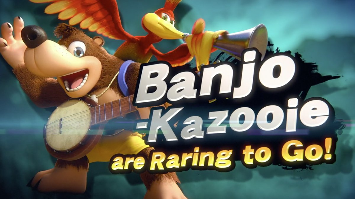 Why 'Banjo-Kazooie' in 'Smash Ultimate' is such a big deal