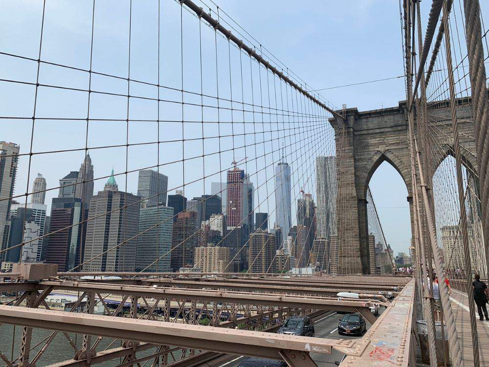 Marvel filming locations: The Brooklyn Bridge