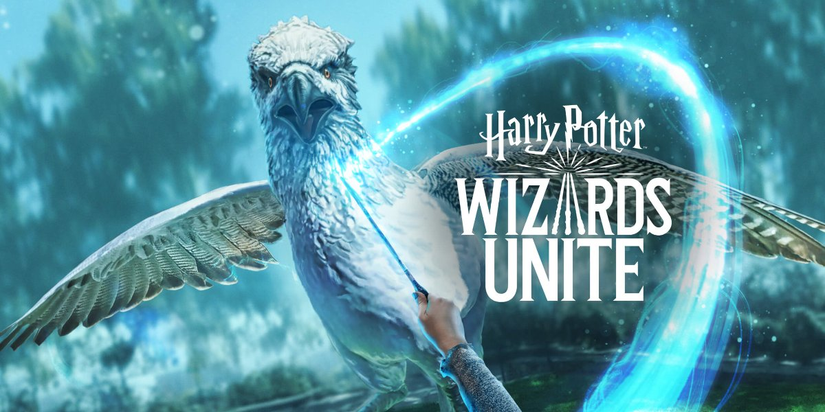 harry potter wizards unite review buckbeak