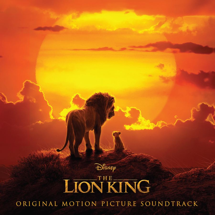 Lion King 2019 soundtrack track list
