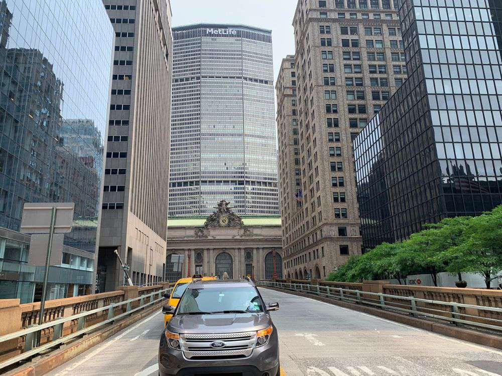 Avengers filming locations: Park Avenue and Grand Central Terminal