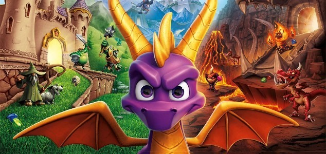 spyro the dragon movie