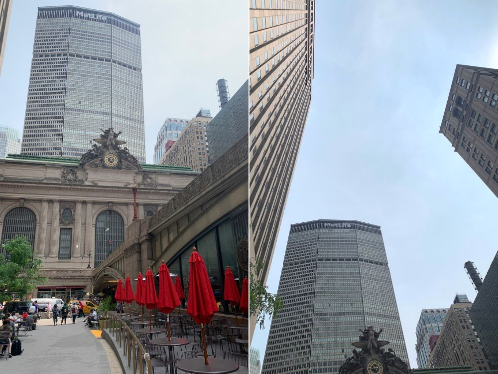 Marvel filming locations: The Met Life Building aka Stark Tower