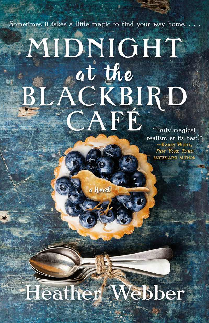Midnight at the Blackbird Cafe Cover