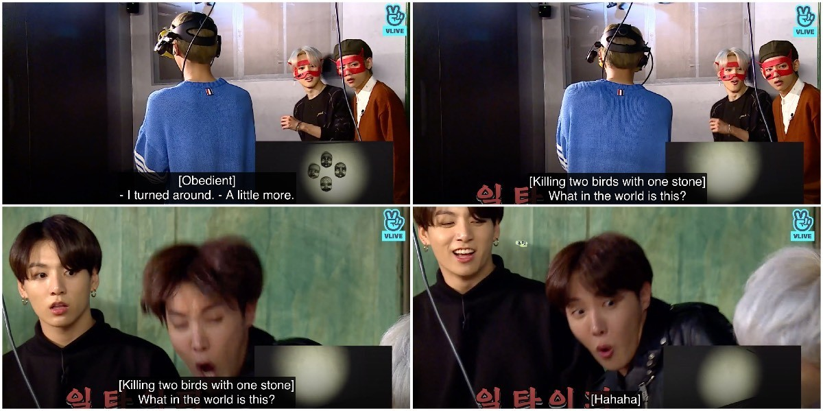 Run BTS!' episode 82 funniest moments: Everyone is scared