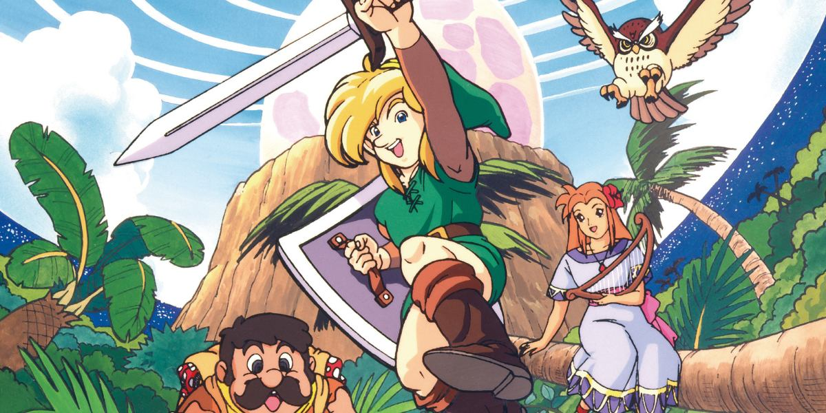 Link S Awakening Limited Edition Will Bring Art Book