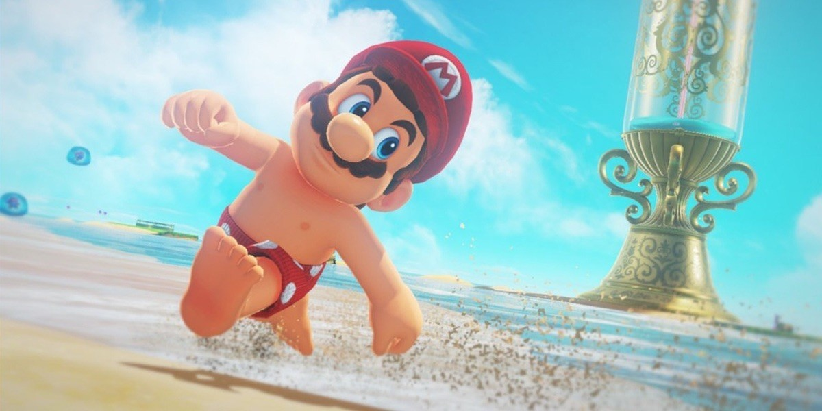 mario sunshine 2 nintendo switch