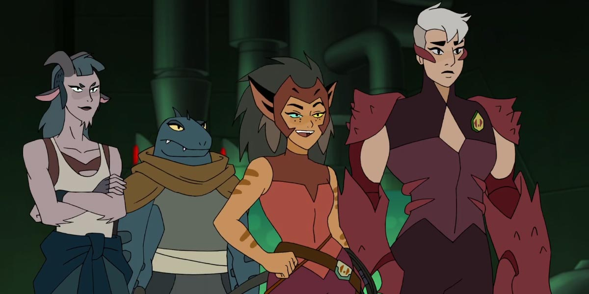 She-Ra' season 3 review: Beyond the point of no return | Hypable
