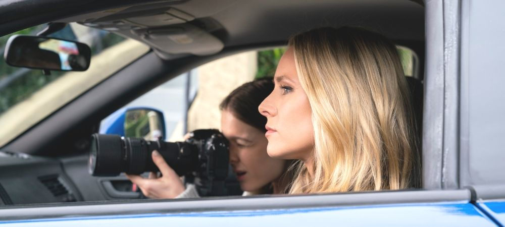 'Veronica Mars' season 4 -- Stake out