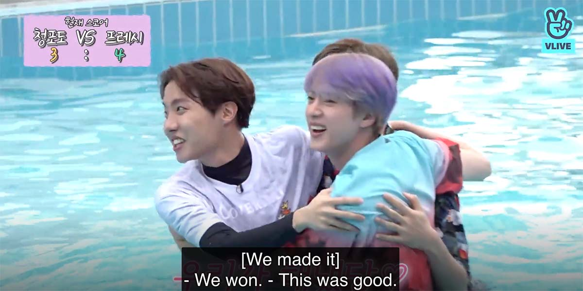 Run BTS!' episode 83 funniest moments: Wet n' wild Bangtan