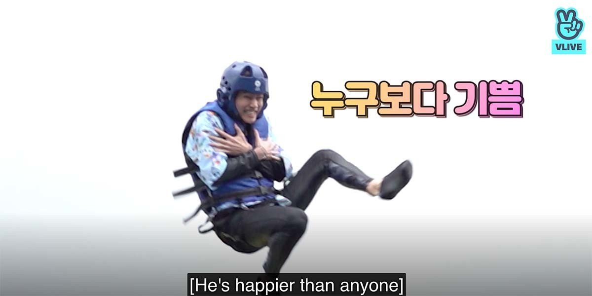 Run BTS!' episode 84 funniest moments: Everyone's slipping