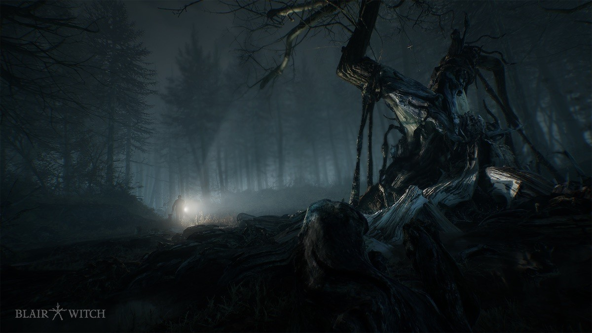 Blair Witch' video game review: I made it through the