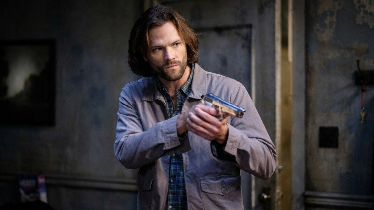 Jared Padalecki as Walker Texas Ranger