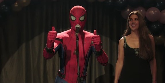 Sony, Marvel reunite to produce third Spider-Man film featuring Tom Holland