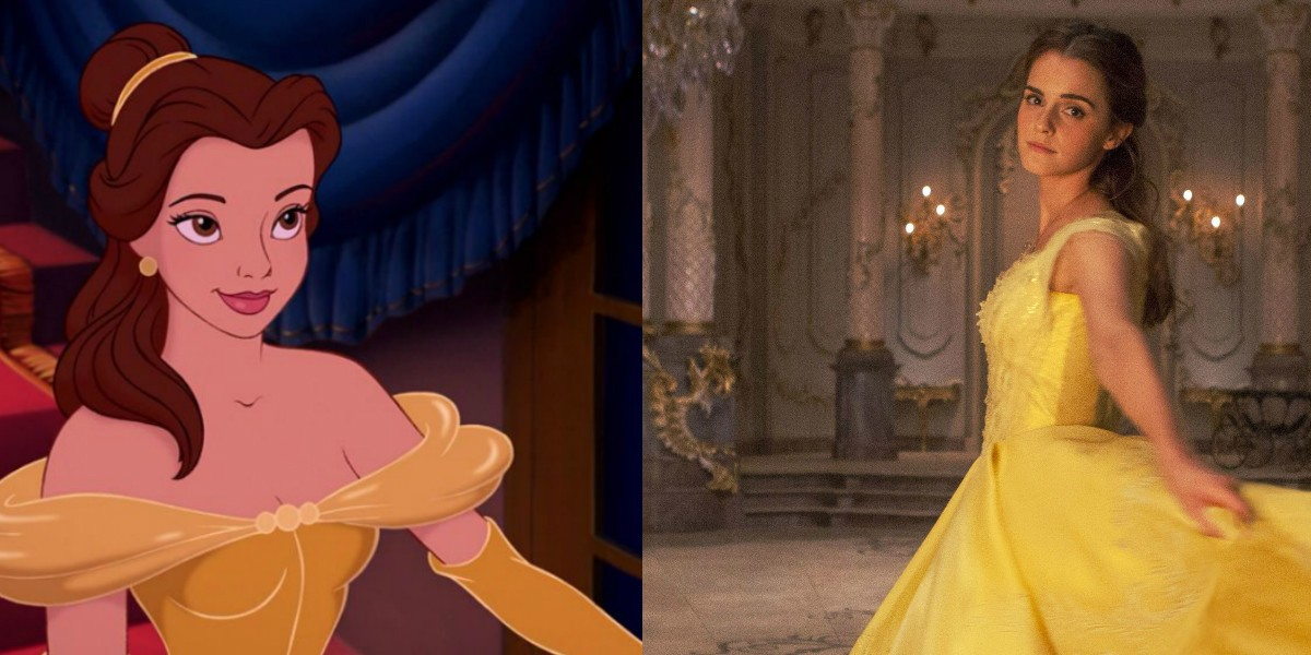 Beauty And The Beast 2017 Vs 1991 Who Sang It Better Hypable