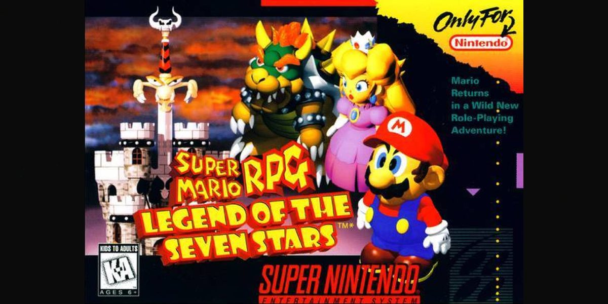 super mario rpg legend of the seven stars
