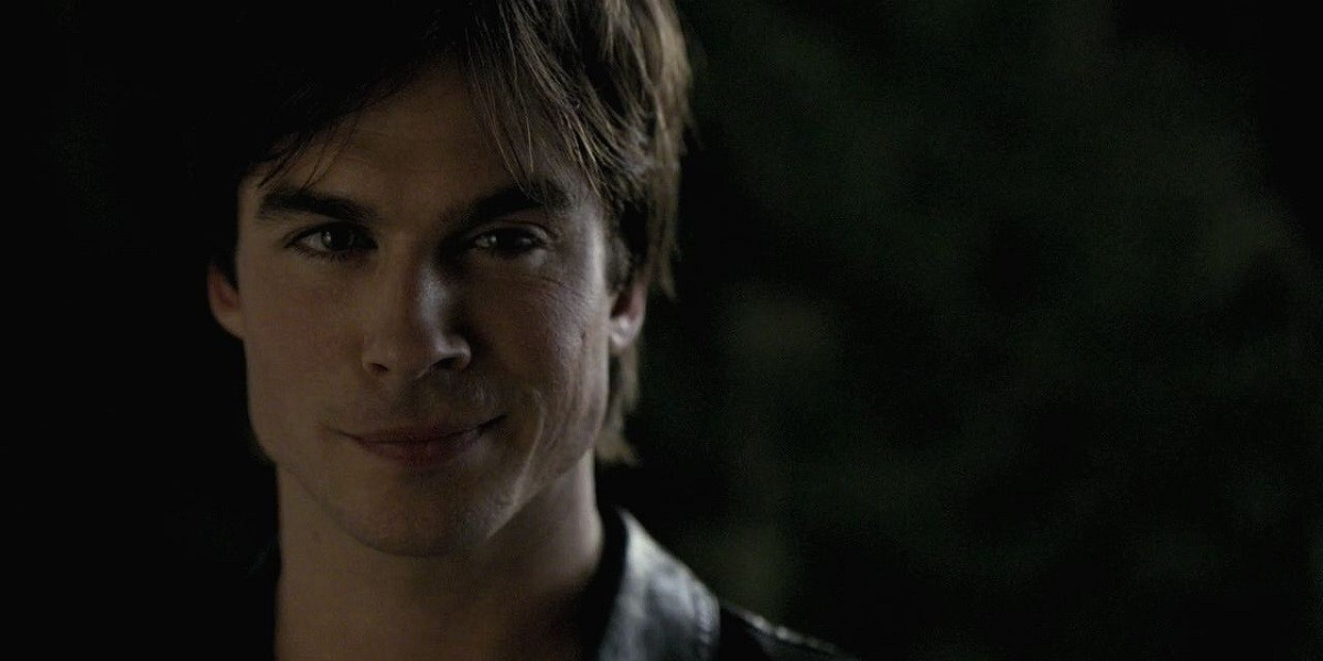 the vampire diaries, damon