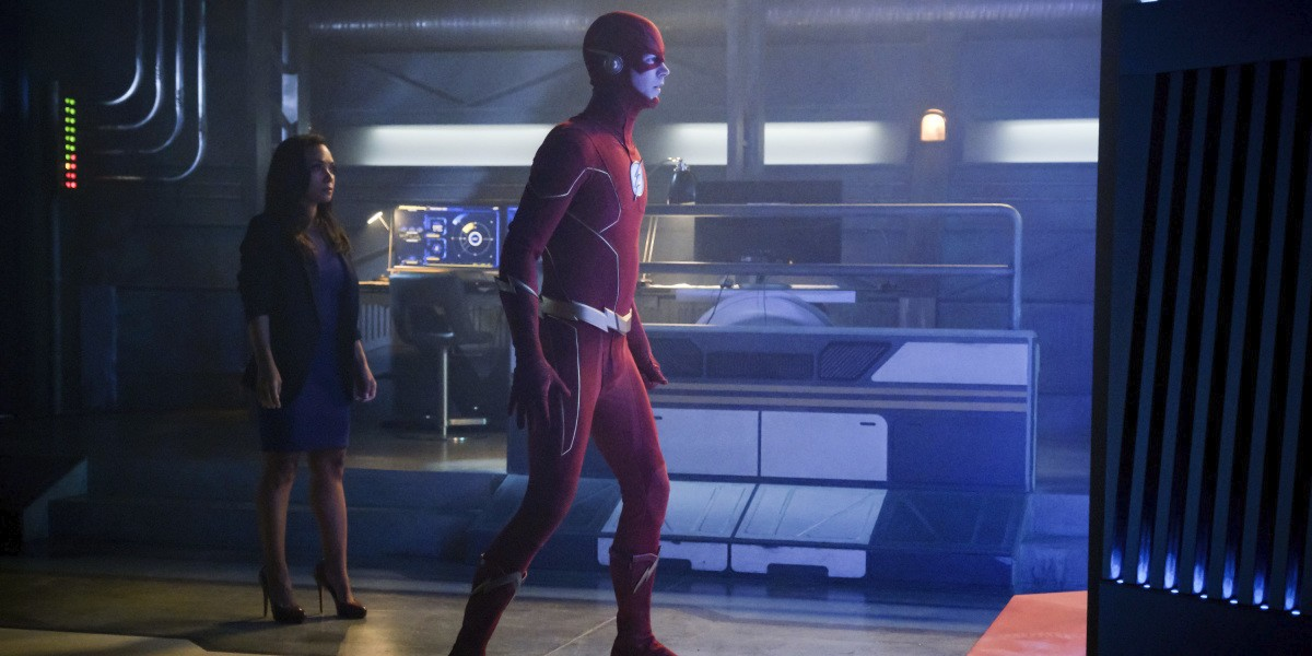 The Flash season 6 episode 1