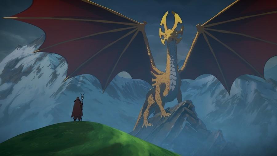 the dragon prince season 3 sol regem