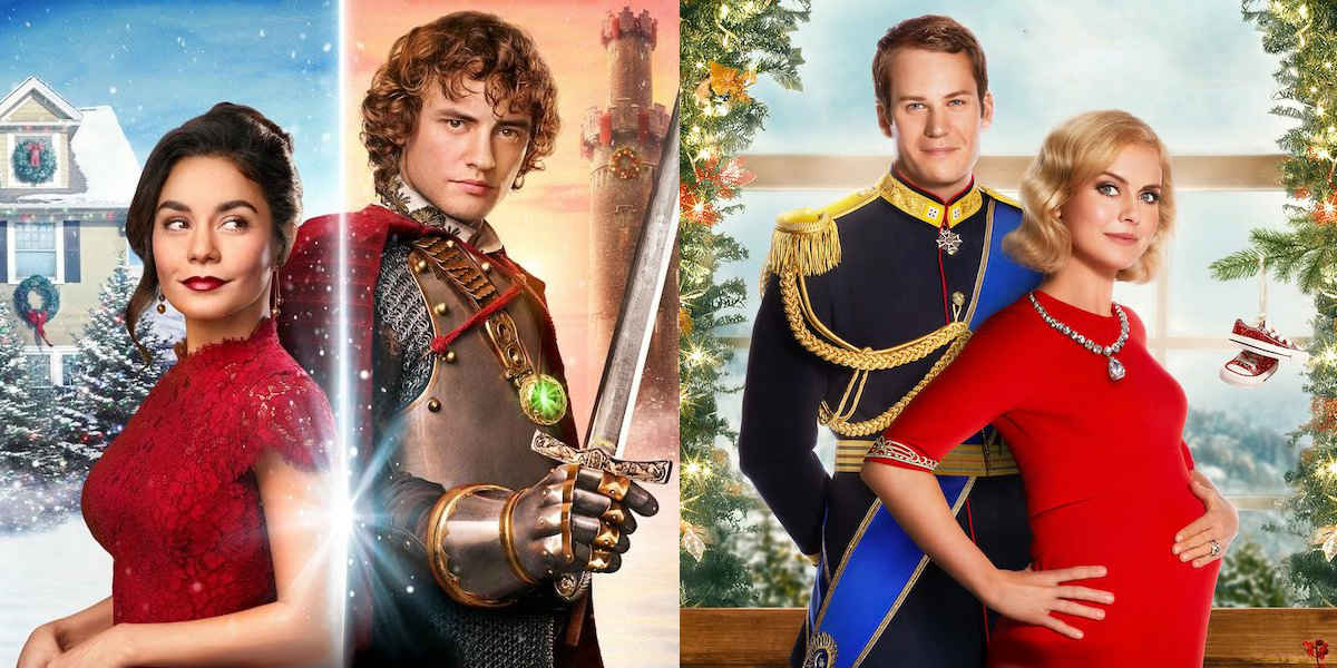 The Christmas Prince.Netflix Unveils First Look Of A Christmas Prince 3