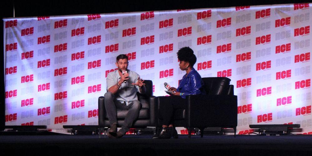 ACE Comic Con Midwest 2019 - Chris Hemsworth