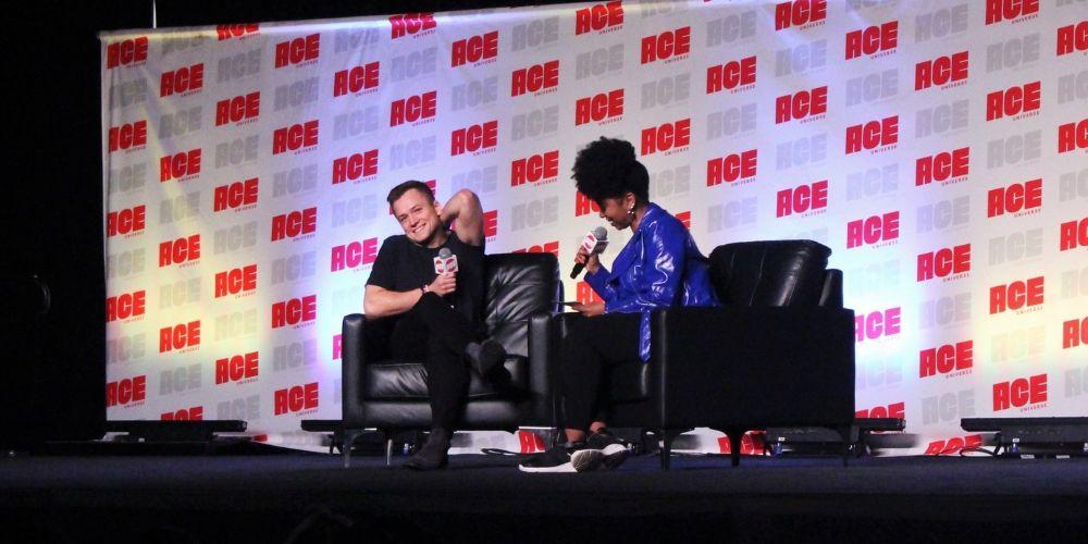 ACE Comic Con Midwest 2019 - Taron Egerton