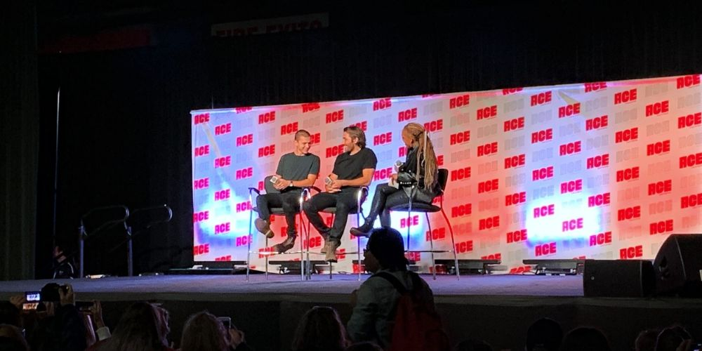 ACE Comic Con Midwest 2019 - Tom Holland and Jake Gyllenhaal