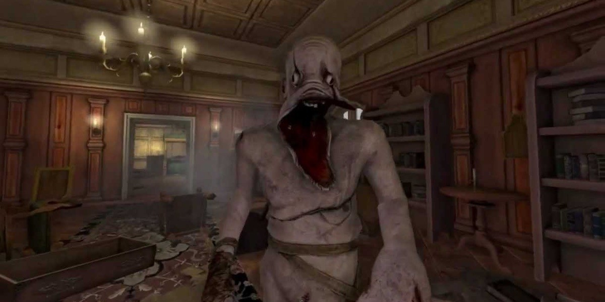 amnesia dark descent scariest video games