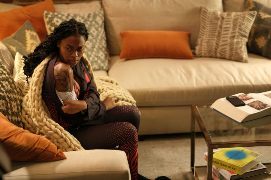 Black Lightning season 3 episode 6 Anissa Pierce