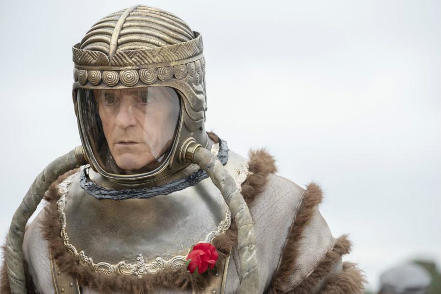 Watchmen season 1 episode 5 Adrian Veidt