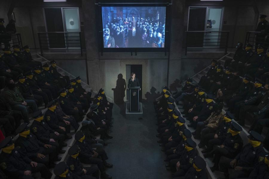 Watchmen season 1 episode 5 Laurie Blake